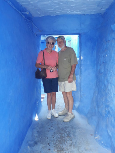 Happy Couple - Morocco Jewish Tours